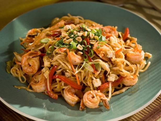 Рецепты лапши по тайский